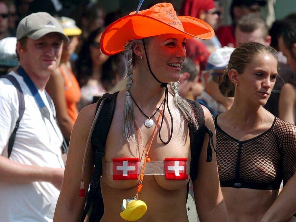 Street Parade Zurich